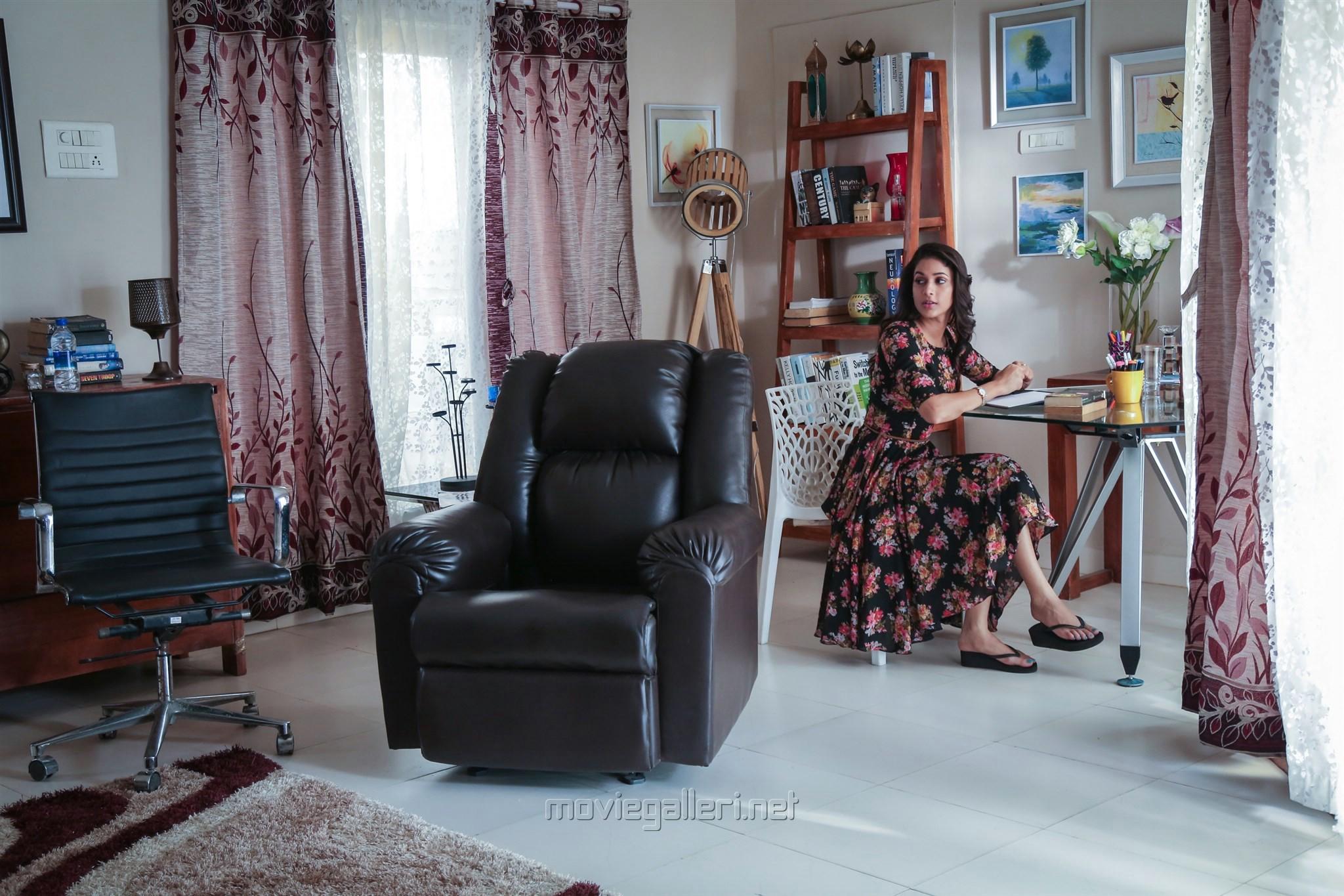 Actress Lavanya Tripathi in Maayavan Movie Stills