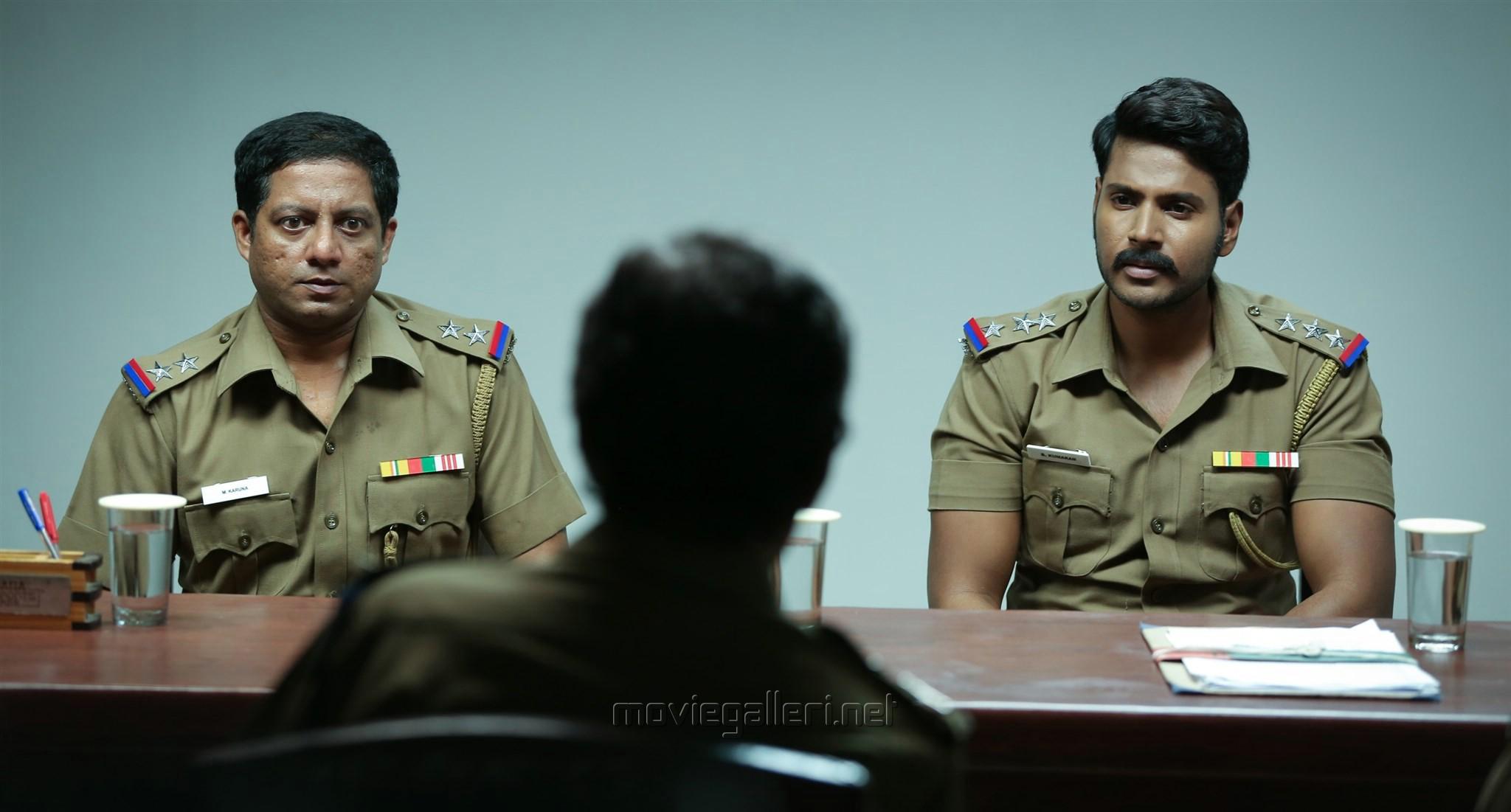 Bagavathi Perumal, Sandeep Kishan in Maayavan Movie Stills