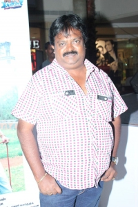 Director Sakthi Chidambaram at Machan Movie Audio Launch Photos