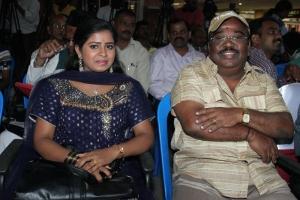 TP Gajendran at Machan Movie Audio Launch Photos