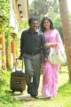 Karunas, Sheryl Brindo in Machan Movie Hot Pics