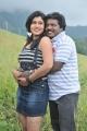 Sheryl Brindo, Karunas in Machan Movie Latest Photos