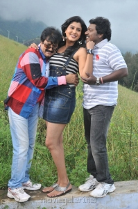 Actor Vivek in Machan Movie New Stills