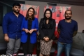Aruna Subhakar, Niharika Konidela, Mahesh Uppala @ Mad House Web Series Press Meet Stills