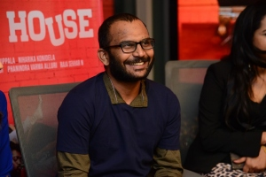 Direcgor Mahesh Uppala @ Mad House Web Series Press Meet Stills