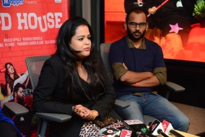 Mad House Web Series Press Meet Stills