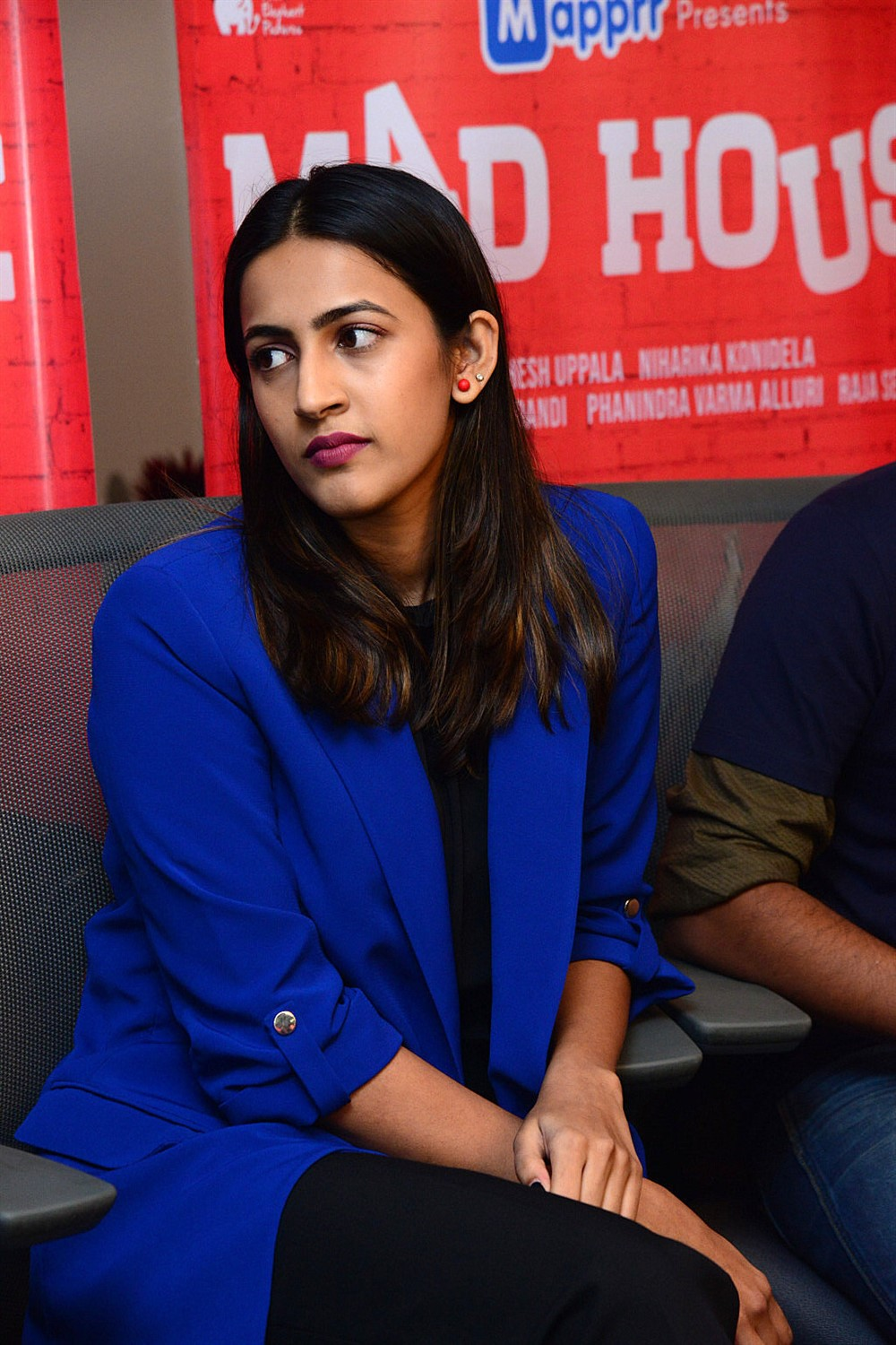 Producer Niharika Konidela @ Mad House Web Series Press Meet Stills