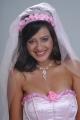 Madalasa Sharma Latest Hot Pics in Designer Bridal Gown