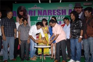 Madatha Kaja Audio Release Stills