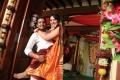 Santhanam, Gayathri Rao in Madha Gaja Raja Latest Photos