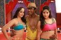 Varalaxmi, Vishal, Anjali in Madha Gaja Raja Movie Stills