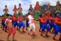 Anjali, Vishal in Madha Gaja Raja Movie Stills