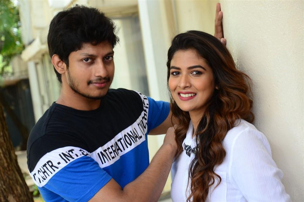 Srinivas Sai, Bhavana @ Madhanam Movie Teaser Launch Stills