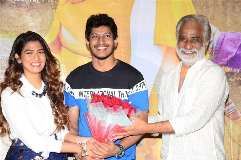 Madhanam Movie Teaser Launch Stills