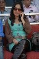 Actress Madhavi Latha New Photos at Crescent Cricket Cup CCC 2012