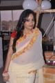 Telugu Actress Madhavi Latha in Saree New Hot Stills