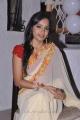 Telugu Actress Madhavi Latha Saree Hot Stills