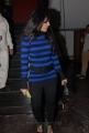 Telugu Actress Madhavi Latha Photos in Winter Wear Dress