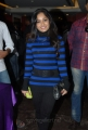 Actress Madhavi Latha New Photos in Winter Wear Dress