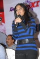 Actress Madhavi Latha at Crescent Cricket Cup 2012 Curtain Raiser, Hyderabad