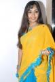 Madhavi Latha in Yellow Saree Stills