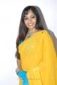 Actress Madhavi Latha in Sleeveless Saree Pics