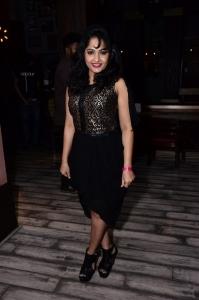 Telugu Actress Madhavi Latha Latest Photos at Celebridge.in Launch