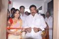 Madhavi Latha launches Kadai restaurant at Lingampally, Hyderabad