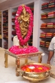 Madhavi Latha at Shree Parinayaa Cloth Showroom Launch