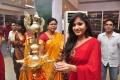 Madhavi Latha inaugurates Shree Parinayaa Exclusive Sarees and Suits Showroom
