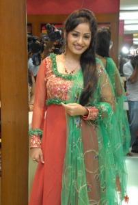 Sreeja Fashions Madhavi Latha South Silk Festival Launching Photos