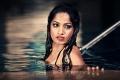 Tamil Actress Madhavi Latha New Hot Photo Shoot Stills
