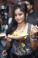 Madhavi Latha Photos @ Street Food of Mumbai Festival in Hyderabad