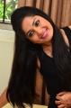 Actress Maadhavi Latha in Black Dress Stills