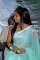 Madhavilatha Photos in Saree at Chudalani Cheppalani Audio Launch