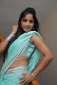 Madhavi Latha in Saree Photos at Chudalani Cheppalani Audio Release