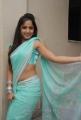 Actress Madhavilatha in Saree Photos at Chudalani Cheppalani Audio Release
