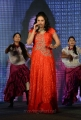 Pop singer Madhoo Hot Photos in Red Dress