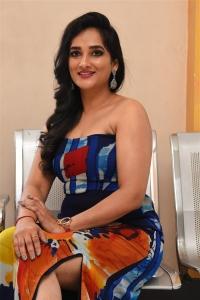 Actress Madhu Krishna Photos @ IIT Krishnamoorthi Movie Press Meet