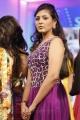 Actress Madhu Shalini Hot Photos in Violet Color Dress