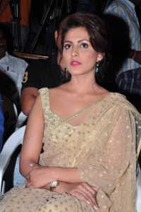 Actress Madhu Shalini Images @ Cheekati Rajyam Press Meet