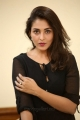 Actress Madhu Shalini Latest Photos in Black Dress