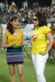 Madhu Shalini at CCL Final Match