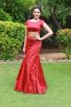 Madhu Shalini in Red Dress @ Thoonga Vanam Trailer Launch