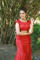 Actress Madhu Shalini Hot in Red Dress Stills