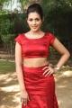 Madhu Shalini in Red Dress @ Thoongavanam Trailer Launch
