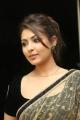 Actress Madhu Shalini in Transparent Saree Photos