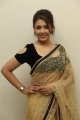 Actress Madhu Shalini Hot in Transparent Saree Photos