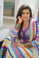 Madhu Sharma Hot Stills in Colorful Dress