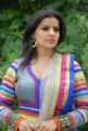 Actress Madhu Sharma in Colorful Churidar Dress